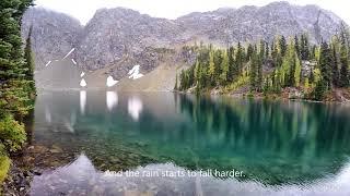 Blue Lake, N. Cascades Nat'l Park, Alpine Lakes