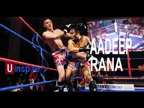Aadeep Rana - Patience is a Virtue    The Inspire Nepal Show - Ep 20