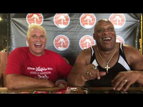 """Shine""! Wrestler Weekly Presents Tommy Rich & Tony Atlas"