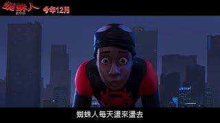 【蜘蛛人:新宇宙】英雄不只一個