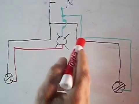 Tipos de Corriente Eléctrica (Haciendo un diagrama básico)...