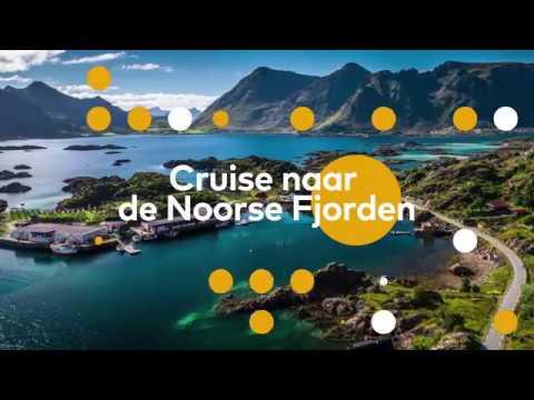 Met Radio 2 op cruise naar Noorwegen
