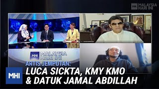Download lagu Artis Jemputan: Luca Sickta, Kmy Kmo & Datuk Jamal Abdillah   MHI (24 Februari 2021)