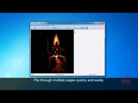 PDF Reader for Windows 7 - Open, view, and convert Adobe PDF files - Download Video Previews