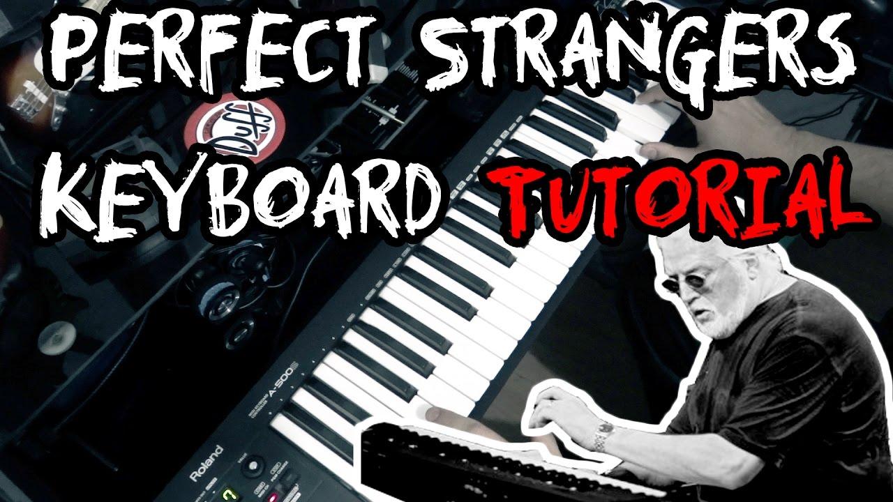 Como tocar Deep Purple   Perfect Strangers Intro Chords   Chordify