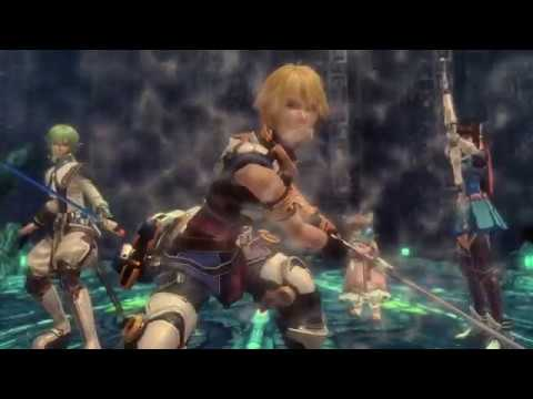 STAR OCEAN THE LAST HOPE HD Remaster Gameplay