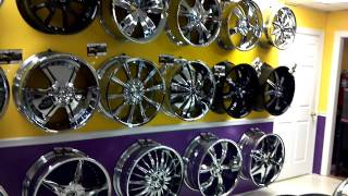 Pilgreen wholesale wheels n tires new showroom
