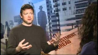 George Nolfi - Adjustment Bureau Junket Interviews