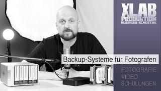 Backupsystem für Fotografen