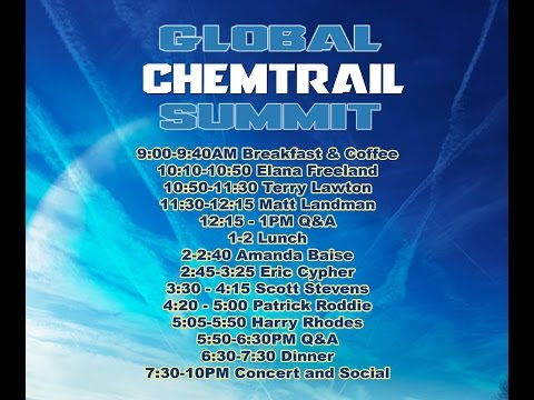 It's Time To Talk About Chemtrails And Geoengineering - Matt Landman on PFT Live