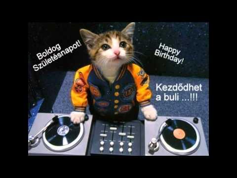 boldog születésnapot dj Sláger tibór videók letöltése boldog születésnapot dj