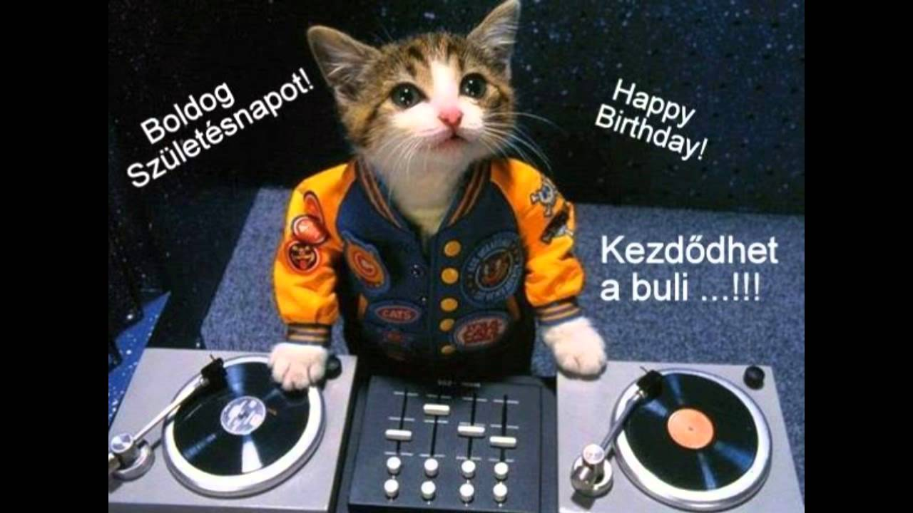 boldog születésnapot dj Sláger Tibó   Boldog szülinapot (dance)   YouTube boldog születésnapot dj