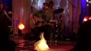 Download Radical Face playing Welcome Home, Son at Vondelkerk in Amsterdam 19-04-2016 MP3 song and Music Video