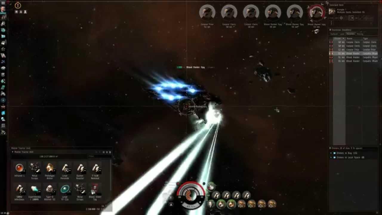 Abaddon Level 4 Mission Fits - EVE Online by Reload