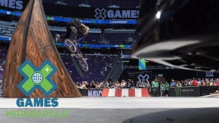 Logan Martin wins BMX Park silver | X Games Minneapolis 2017