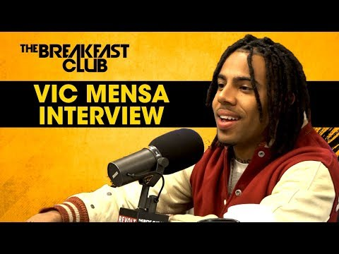 Vic Mensa Talks His Relationship With Jay-Z, His New Album & Putting His Heart Into Hip-Hop