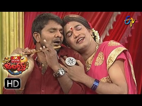Venky Monkies Performance | Extra Jabardsth | 24th March 2017 | ETV  Telugu