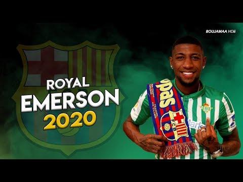 Emerson Royal 2020 ● The Next Dani Alves ● Insane Speed, Goals & Skills | HD