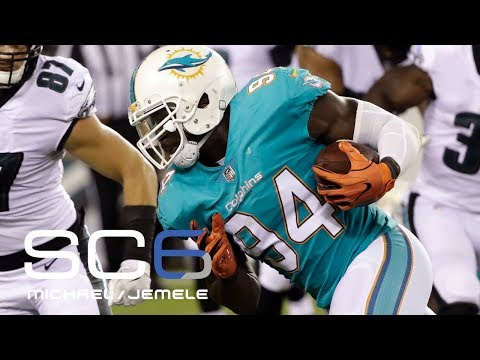 Dolphins suspend Lawrence Timmons indefinitely | SC6 | ESPN