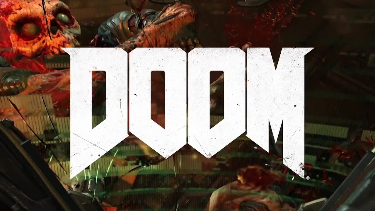 DOOM 2016 Gameplay Trailer Xbox One DOOM 4 HD YouTube