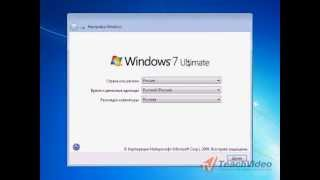 Как переустановить операционную систему Windows 7