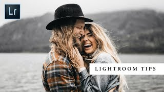 What we WISH we knew when we first used Lightroom - EDITING TIPS