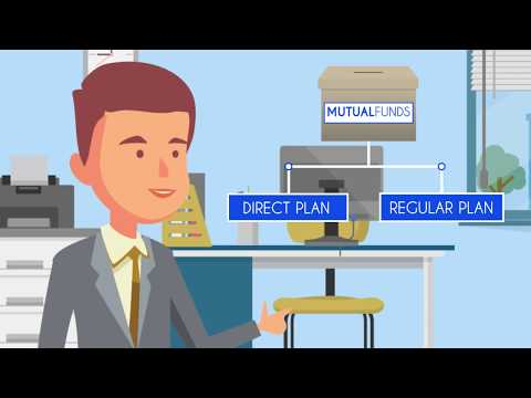 How Direct Plan of Mutual Fund Works - Planyourworld.com