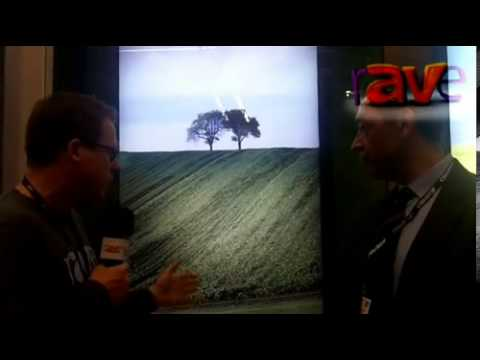 ISE 2013: Christie Demos Its Brand New All-Weather Outdoor Displays
