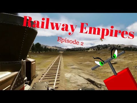 Railway Empire   High Speed Passenger Link