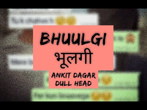 Download Bhhulgi girlfriend boyfriend whatsapp chat status Dagar 11 dull head haryanvi poem couple breakup