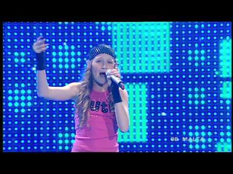 Junior Eurovision 2006: Sophie Debattista - Extra Cute (Malta)