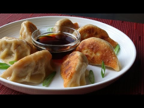 Perfect Potstickers - Easy Pork Pot Stickers Recipe