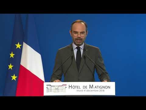 Gel des tarifs d'électricité et du gaz, moratoire... Les annonces d'Edouard Philippe