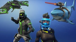 Fortnite: All the next Skins, Gliders... (MAJ 5.1)