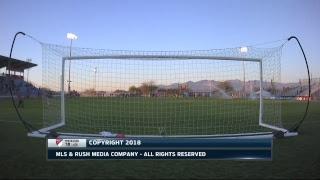2018 MLS Preseason - Sporting KC vs Portland Timbers