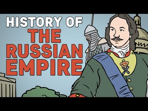 How Did Russia Become An Empire? | Animated History