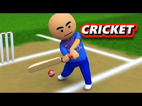 3D ANIM COMEDY - CRICKET - INDIA VS PAKISTAN || PART - 1