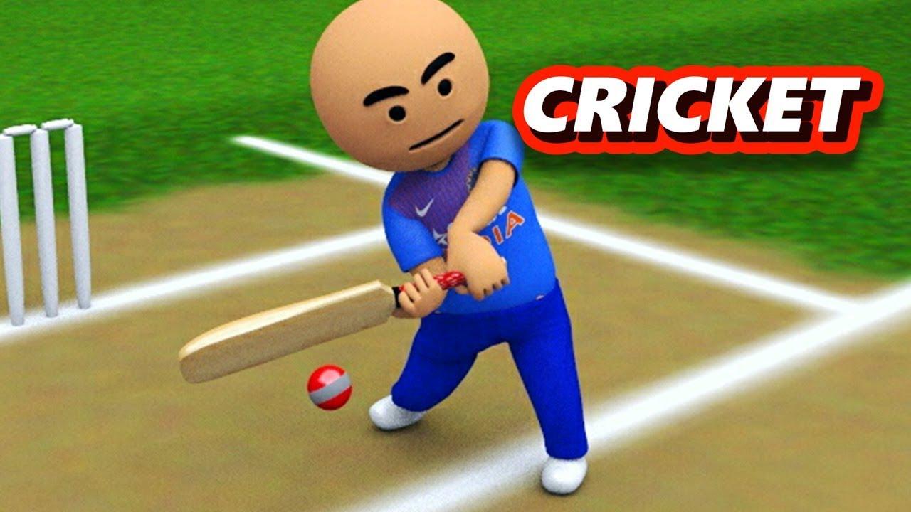 3D ANIM COMEDY - CRICKET - INDIA VS PAKISTAN || PART - 1