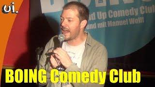 Die Sache mit der Cocktailkarte (Boing Comedy Club)