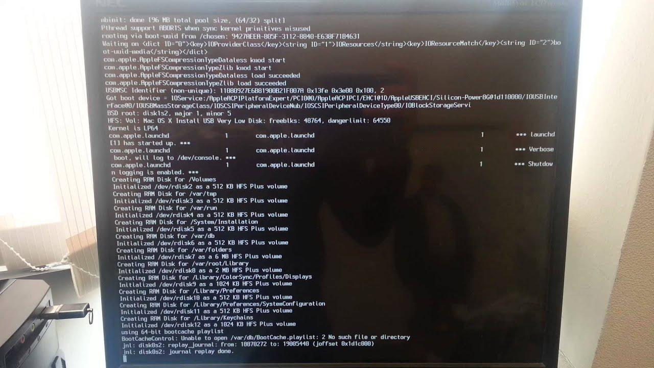 Mac OS X 10 8 5 Mountain Lion bootable USB for Intel PCs - Page 23