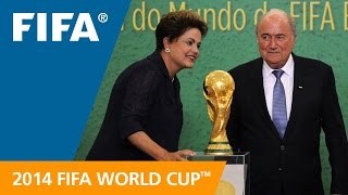 Brazil awarded 2014 FIFA World Cup™