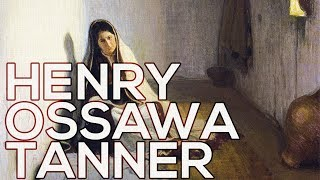 Henry Ossawa Tanner: A collection of 153 paintings (HD)