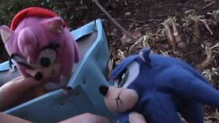 Sonic Plush Adventures-Amy
