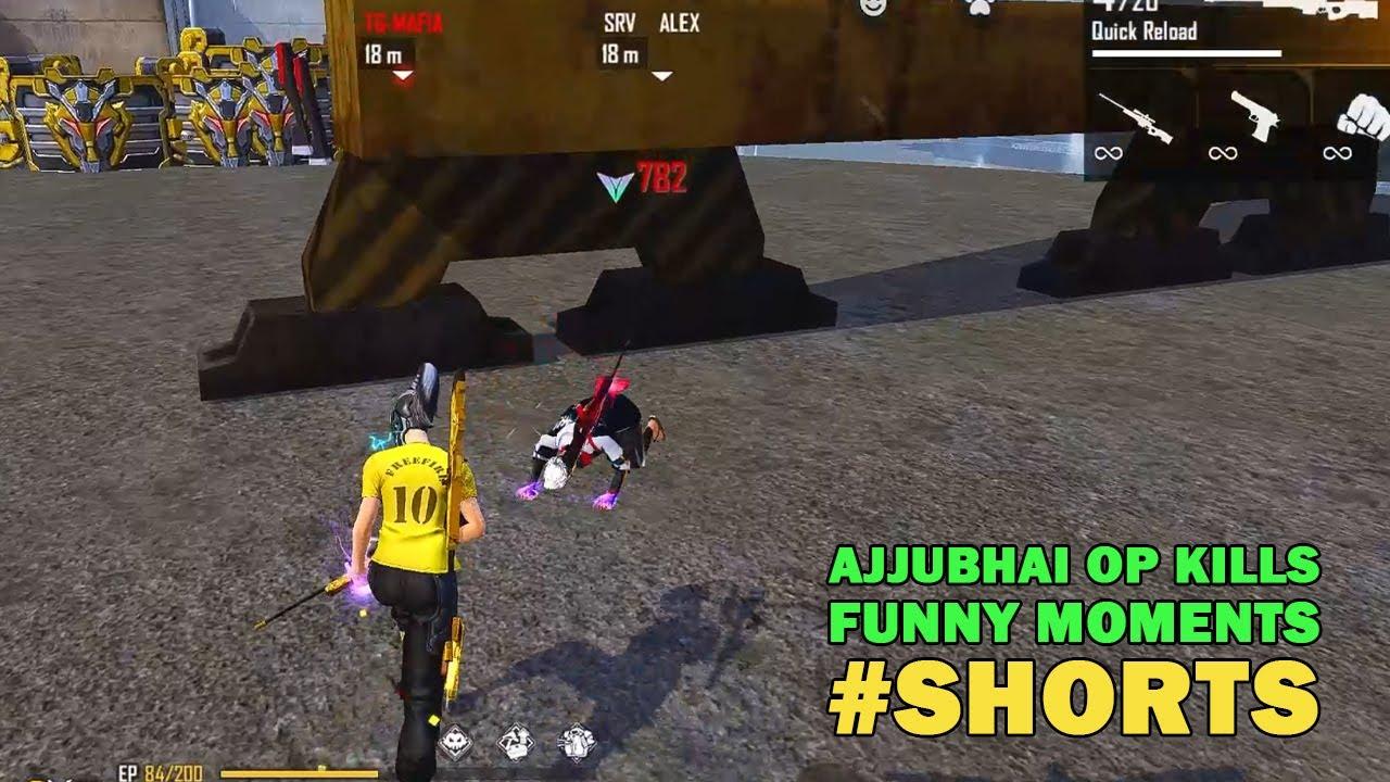 Ajjubhai Funny Killing Full squad | Clash Squad | Munnabhai, Jontybhai, Amitbhai,TG Fozyajay #shorts