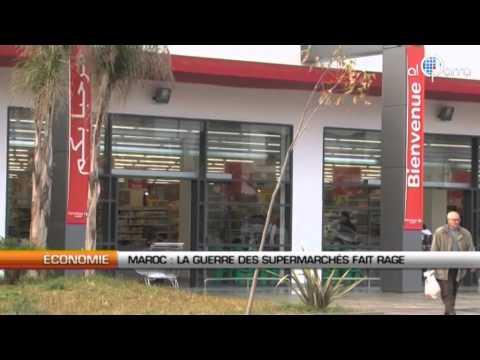 Maroc : La guerre des supermarchés fait rage