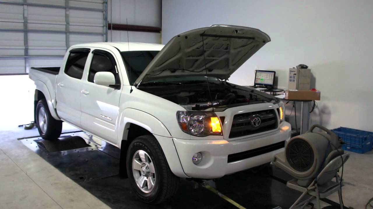 Trd Supercharger Dyno