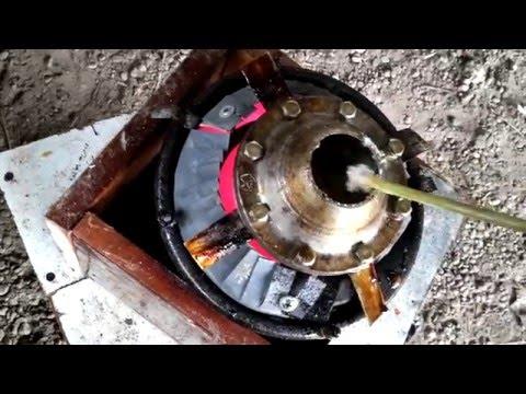 Самодельный аппарат для сахарной ваты