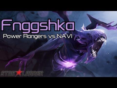 Dota 2 - PR.Fnggshka Impressive Bane vs Na