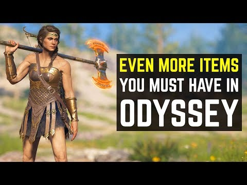 Even More Items You Must Have in Assassin's Creed Odyssey thumbnail