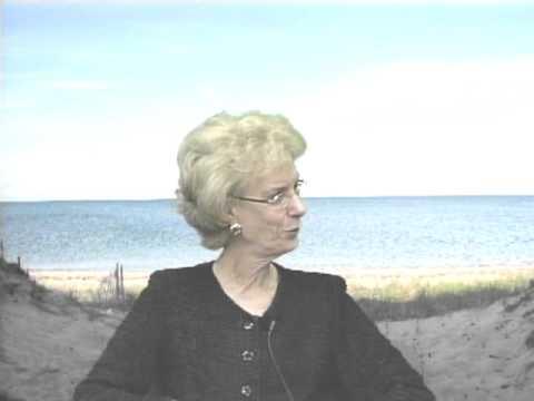 Pat Hart of Elder Services of Cape Cod